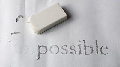 Kekuatan dari berpikir positif semua jadi memungkinkan