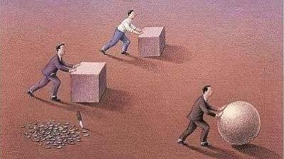 Kerja cerdas, jangan sekedar kerja keras akan membantu meningkatkan produktivitas Anda