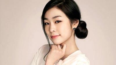 Salah satu atlet tercantik dunia, Kim Yuna