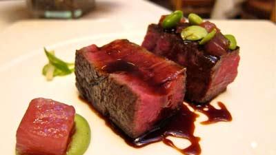 Daging Sapi Kobe Dipanggang