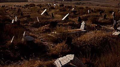 Kuburan La Noria di Chili