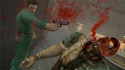 Aksi brutal manhunt