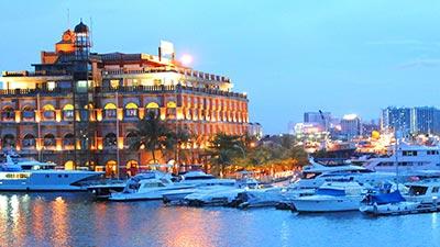 pelabuhan marina