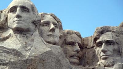 Monumen Gunung Rushmore