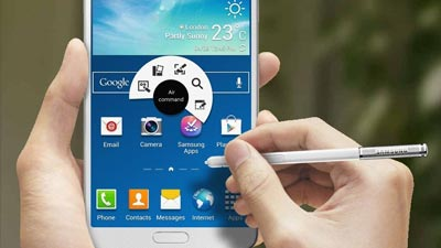 Samsung galaxy note 4 direncanakan akan dirilis akhir tahun 2014