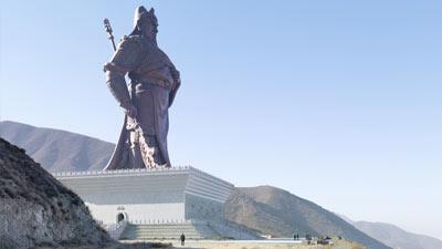 Patung Guan Yu of Yuncheng