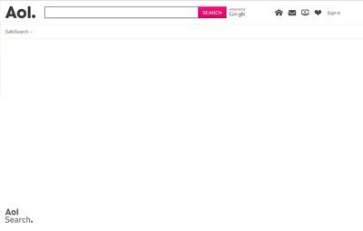 Aol sebagai pemain lama dalam mesin pencari juga masih adalah mesin pencari yang popular