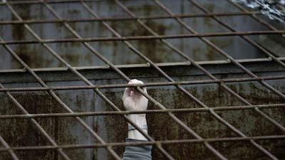 Kurangan penjara Pulau petak di Rusia