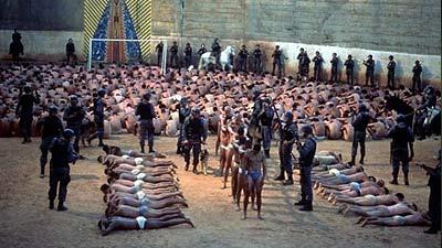 Penjara Tadmor di Syria