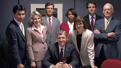 Para eksekutif top perusahaan