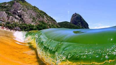Rio de Janeiro di Brazil adalah salah tempat wisata tujuan pria single