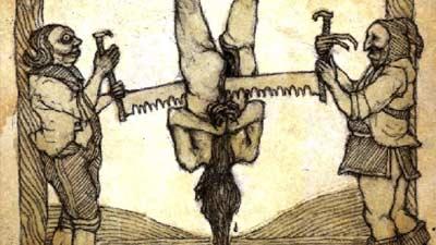 Saw Torture adalah salah satu penyiksaan terkejam yang sangat mengerikan