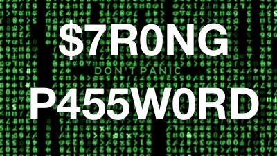 Bagaimana secure password dapat mengubah kehidupan Anda