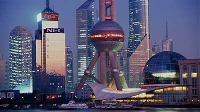 Karena panoramanya Shanghai menjadi salah satu alternatif wisata wanita single
