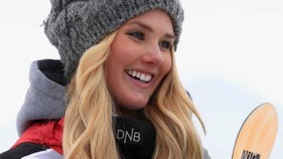 Silje Norendal, snowboarder cantik asal Norwegia