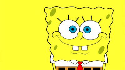 Si sponge kuning Bikinni Bottom Spongebob Squarepants