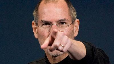 Mitos #4: Passion Steve Jobs sangatlah mengerikan dan membuat orang-orang takut