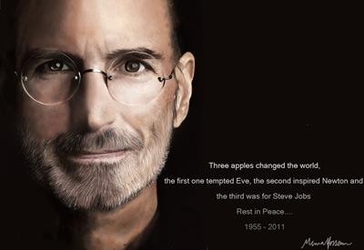 Steve Jobs 3 apel mengubah dunia rip