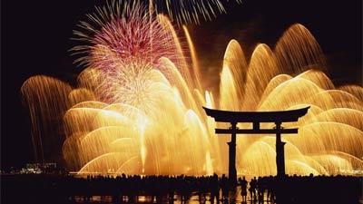 Tahun baru di Jepang
