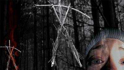 Nuansa Haloween film Blair Witch Project