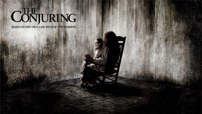 Cover film the conjuring