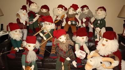 The Yule Lads - 13 Sinterklas