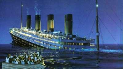Novel yang menggambarkan nasib titanic