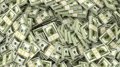 Kekayaan Bill Gates jika uangnya ditumpukkan