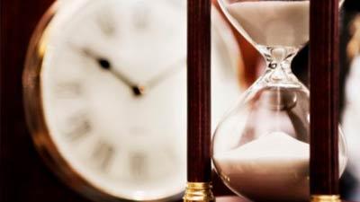 Waktu dan jam pasir
