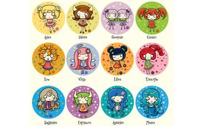 Membaca berbagai kepribadian serta aspek kehidupan dari zodiak atau horoskop