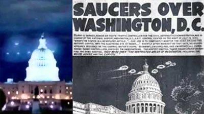 1952 Washington Sightings
