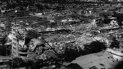Antioch Earthquake