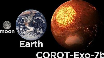 COROT Exo-7b