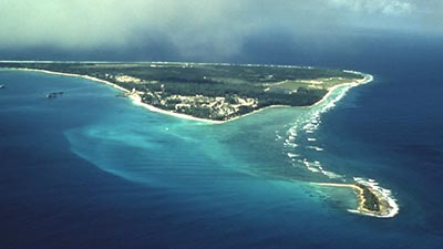 Diego Garcia Indian Ocean