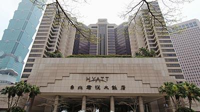 Grand Hyatt Hotel Taipei