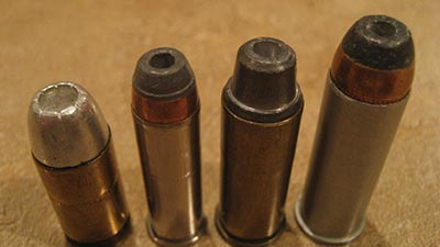 Hollow Point Bullets