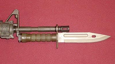 M-9 Bayonet
