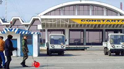 Mihail Kogalniceanu Airport Romania