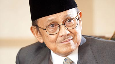 Profesor BJ Habibie