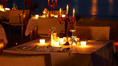 romantic dine