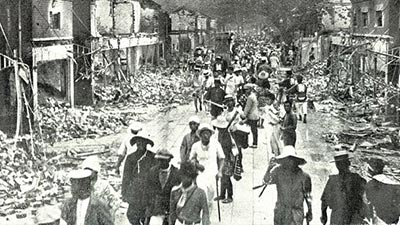 haiyuan earthquake