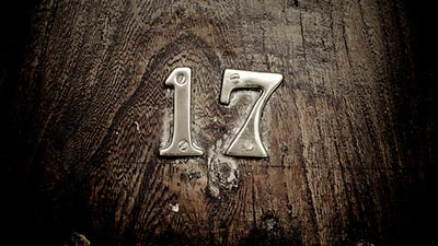 angka 17