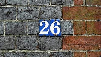 angka 26