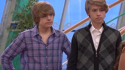 Dylan dan Cole Sprouse