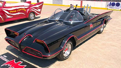 Ford Lincoln Futura Concept Car