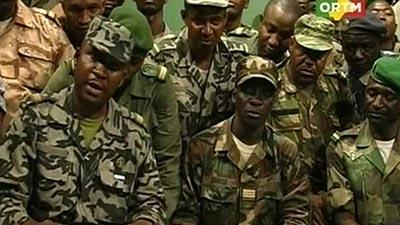 Malian Coup
