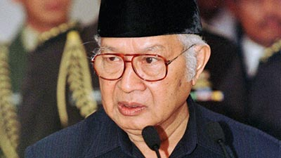 Mohamed Suharto