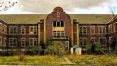 Pennhurst Insane Asylum