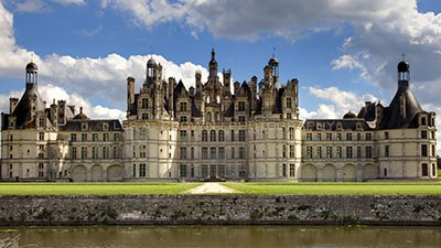 The Chateau of Chambord