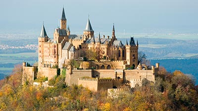 The Hohenzollern Castle